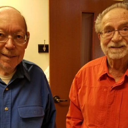 Friendship at the Hanover Township Senior Center