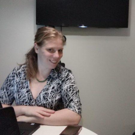 Interview with Felicita Wight, AGU Centennial Program Coordinator