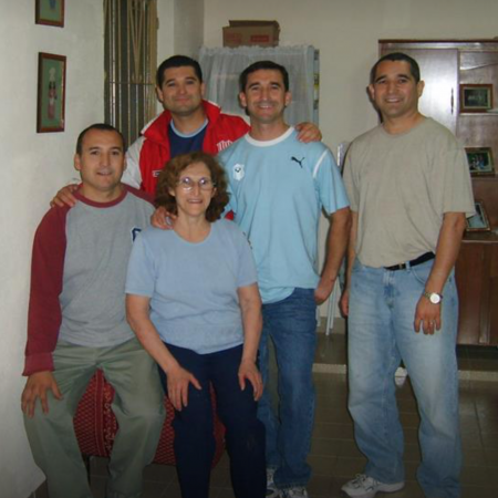CE 534 - Multiculturalism & Diversity: Argentina to America - Ricardo's Story
