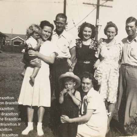 Brazelton Interview - Our Maternal Aunts and Uncles