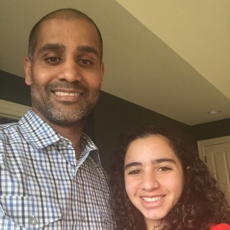 Nasir Rasheed talks about his childhood, career and life as a teen with his daughter Sidrah Rasheed.
