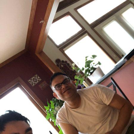 Om Jaipati interviews Samir Jaipati about life in India