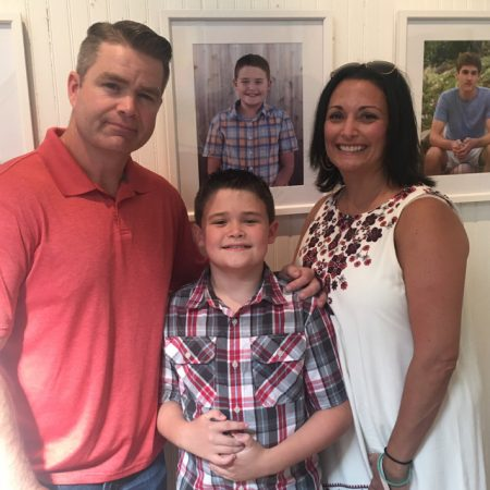 Ro and Jack Kearney discuss life with Tourette Syndrome