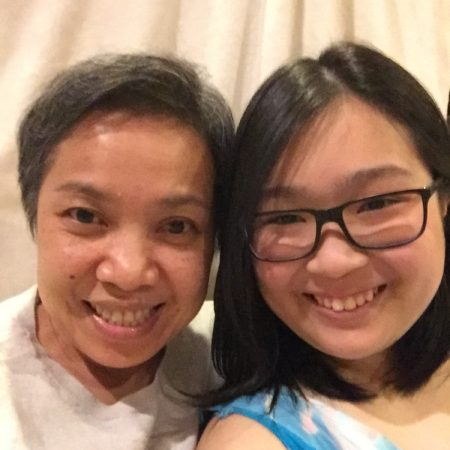 Suprajira talks to her mother, Doungpon, about her family, culture, and coming to America
