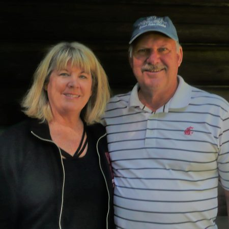 Husband and wife Mike and Carol Rydbom both grew up at the lake in the summer and so it is woven through the fabric of their lives.