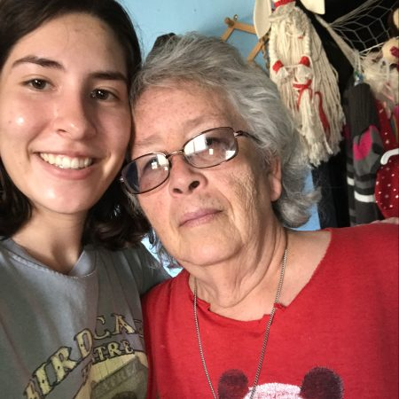 Talk with Grandma MaryAnn Romero