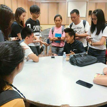 Interview with Director Quek