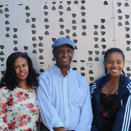 Interview with Asnake Deferse and Sara Gebre