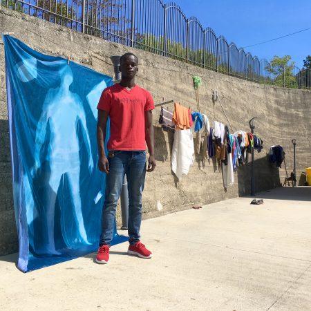 Immigration Stories Italy: Lamin Tamba