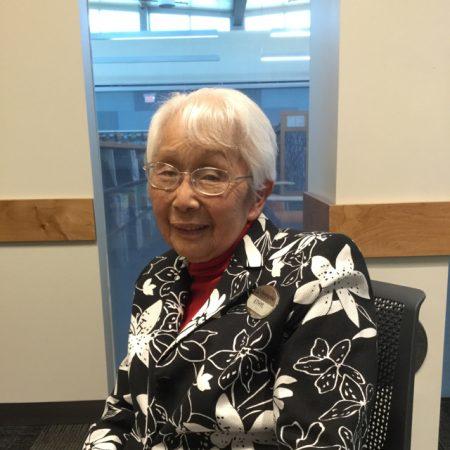 Ethyl Furuya Minnis was Japanese-American in Japan During WWII