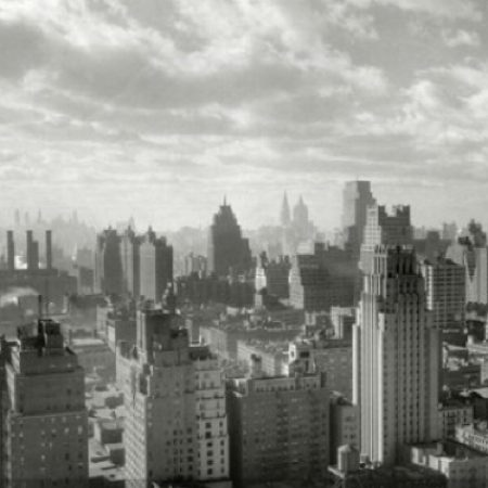 Thanksgiving Memories- NYC, 1930's