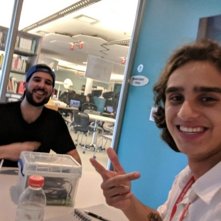 The second most legit interview featuring Corey DiLiberto (Listen to your young self)