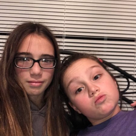 Kelsey Hammel and Leah Ford on Leah's experiences as a 7th Grader/ middle school