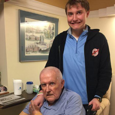 A talk with my Grandpa