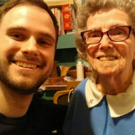 Thanksgiving History with Grandma