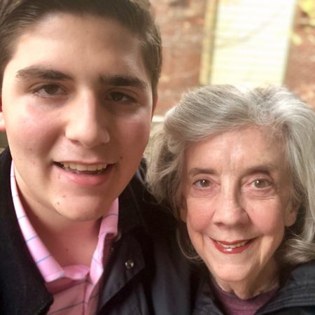 Ford Balogh's interview with his grandmother Vicki Balogh.
