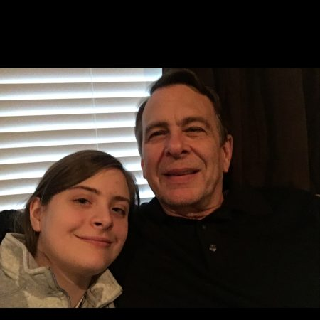 Chloe Harper (17) and her father, Chuck Harper (61), discuss his life experiences (Part 1)
