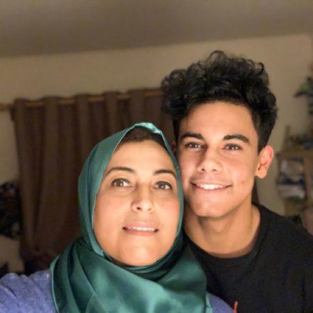 Jehan Elshayeb and Ibrahim Rizk