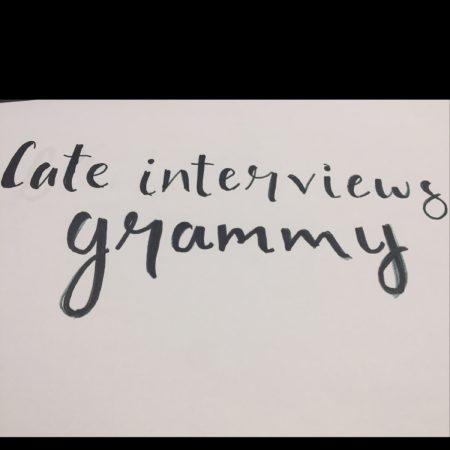 Grammy's interview