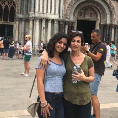 Rose Rezaee and her mom Soheila Mansourianpour talk about her childhood in Iran and immigration.