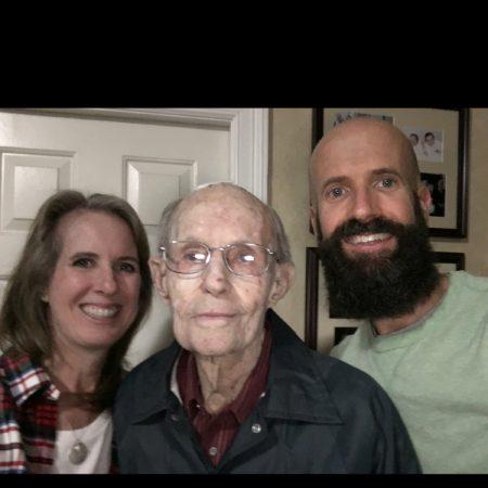 Grandad's 99th Birthday