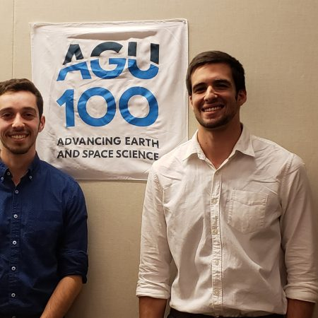 """""""We stand on the shoulders of giants."""" an interview with Alan Gorchov Negron and Colten Peterson"""