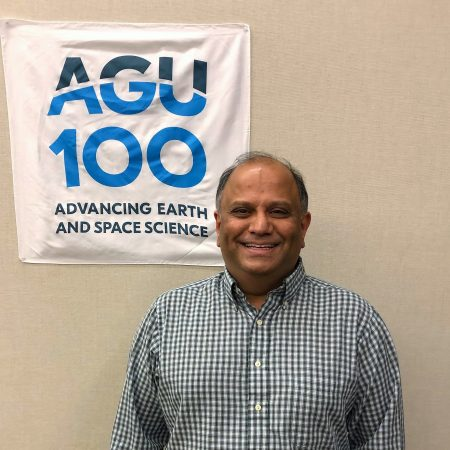 """""""[Better satellite monitoring] will improve our ability to bridge the gaps between the haves & have nots."""" interview with Ashutosh Limaye"""