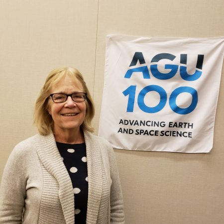 """""""We need to figure out how to best manage the planet for all who live here."""" an interview with Anne Douglass"""