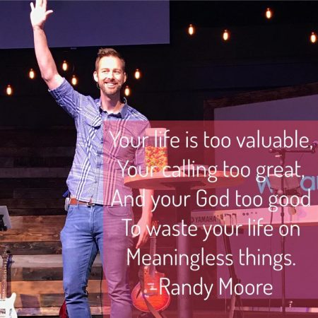Church Planting with Randy Jay Moore II