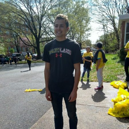 UMD Activation Academy : Leader of Friends of Guilford Run 2