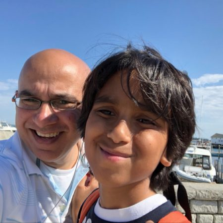Abid Interviews His Father, About His Childhood and Adulthood.