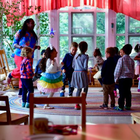 The Seedlings of Imagination - Early Childhood Stories