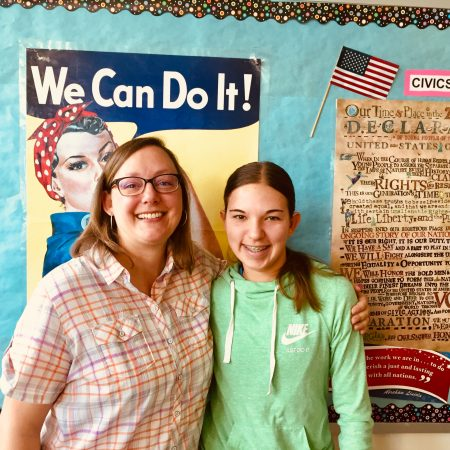 Kate and Mrs. Darrow: The Wonderful Worlds of Family and School