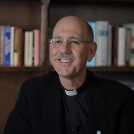 Journeying Together - Paulist Fr. Jerry Tully