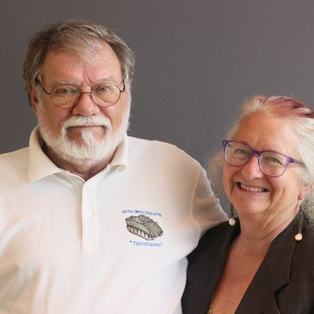 Carl Berning and Carol Berning