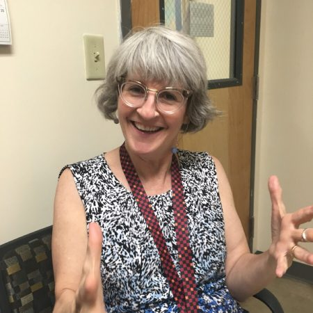 """""""The help is there if you ask for it."""" Dr. Lisa Grupe, grades program founder, then Administrative Director, Alabama Waldorf School"""