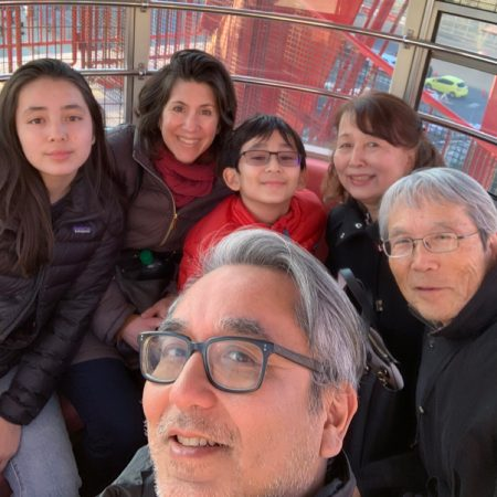 My Dad's immigration story
