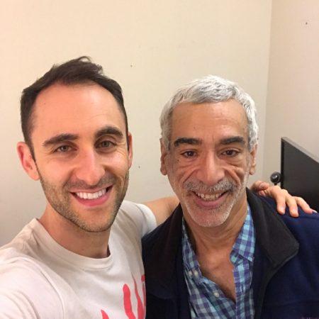 Arturo (Ari) Diaz for Stonewall Outloud