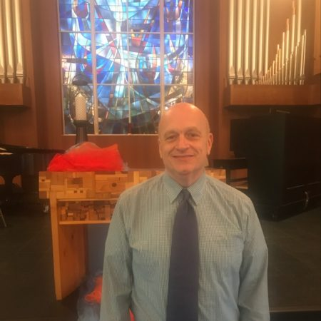 Gay Pastor living with HIV in Ohio shares his journey: When the map doesn't match the terrain, trust the terrain. Stonewall OutLoud
