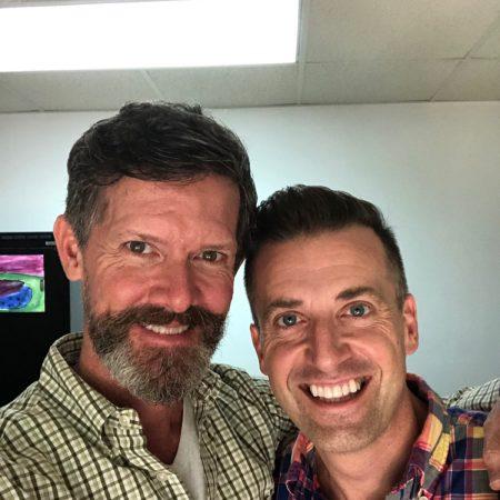 Joey and Robert