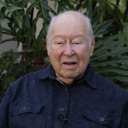 In the Garden - Paulist Fr. Ted Vierra