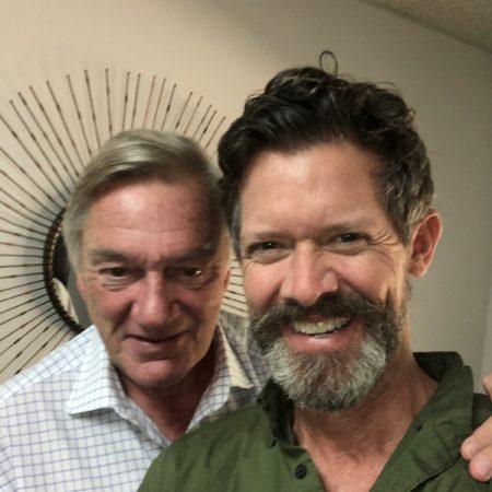Donald and Robert