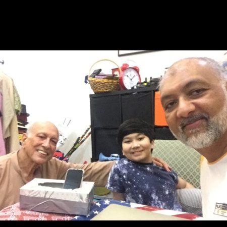 Syed Family Interview, Zakariya Syed w/ Akbar Jung