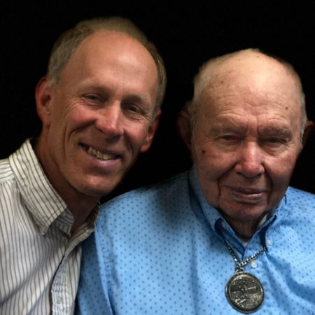 101-Year-Old Arnold Duevel Talks about a Century of Life