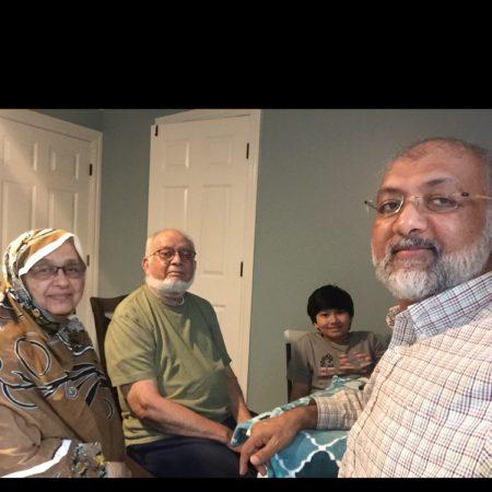 Zakariya Syed interviews his grandfather Part 1 of 2