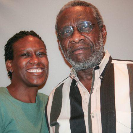 Karama Neal and Judge Olly Neal
