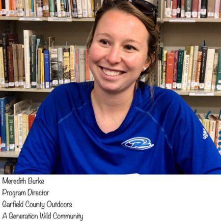 Meredith Burke: Garfield County Outdoors, CO