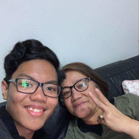 Random Talk with my Mom!