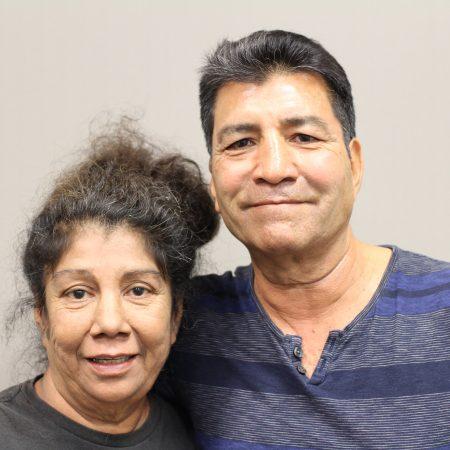 Maria Rodriguez and Juaquin Rodriguez