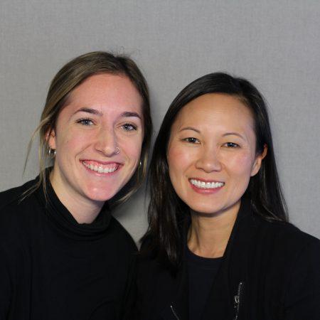 Thear Suzuki and Lea Zikmund